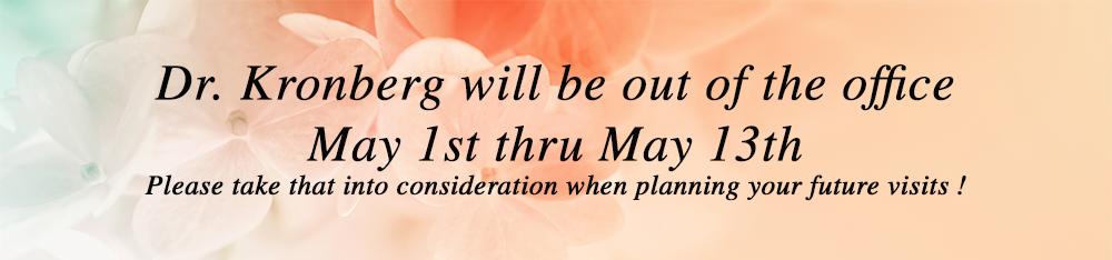 April Specials   Dr. Esta Kronberg Houston TX